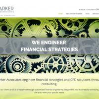 Website design for financial strategist in Jacksonville FL