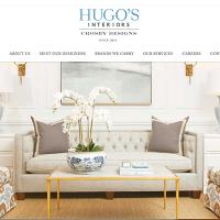 SEO for Fine Furniture Store - Hugo's Interiors