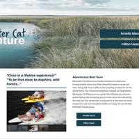 SEO for Adventure Tourism Company - Backwater Cat Adventure