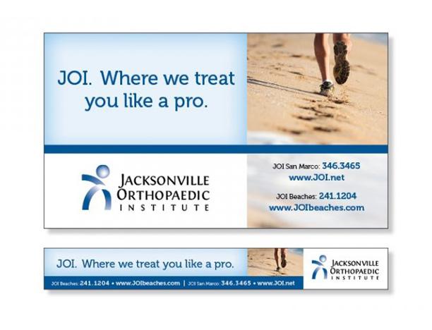 JOI ad design image