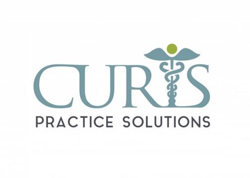 curis practice solutions logo design jacksonville 1