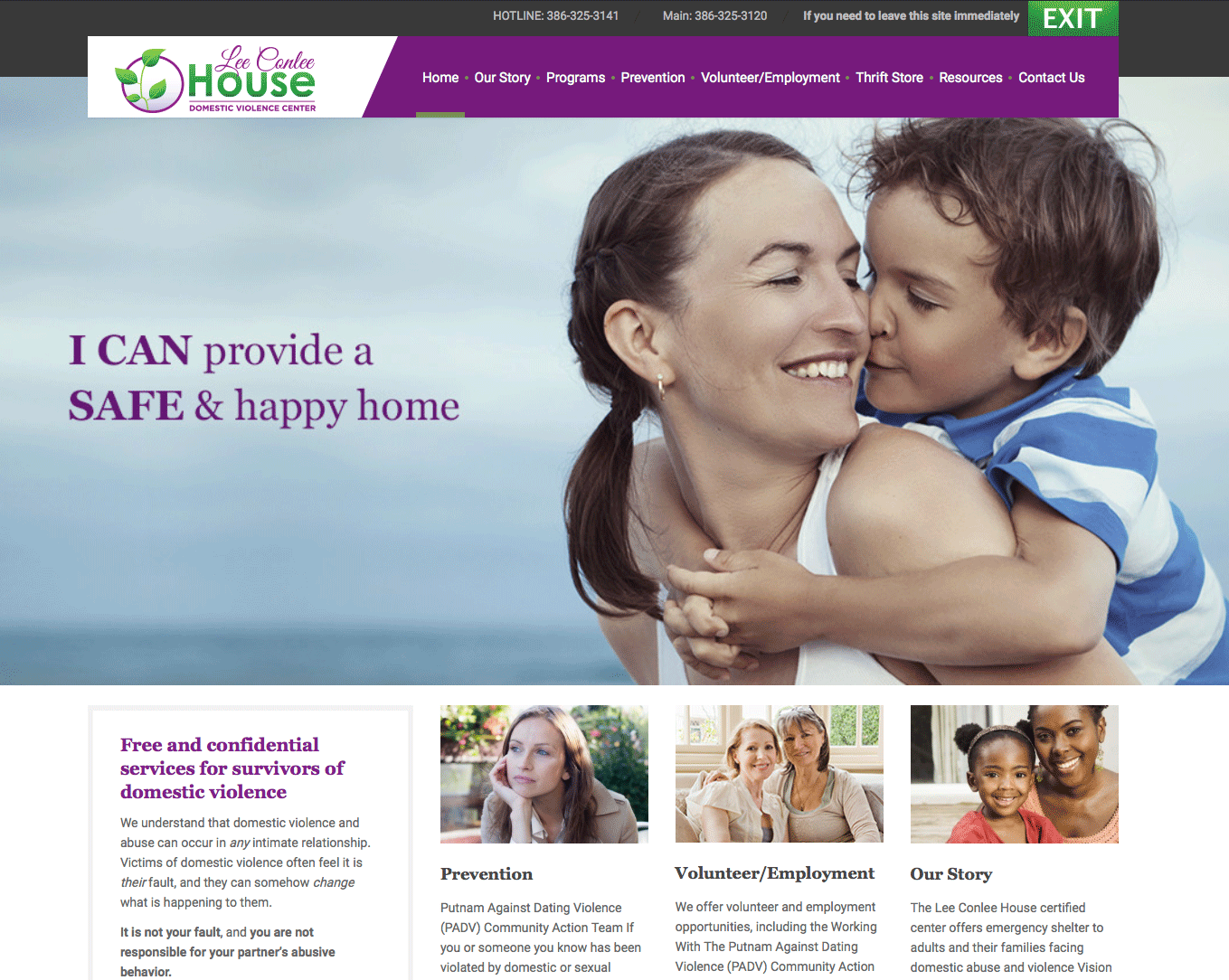 Lee Conlee House Non Profit Marketing