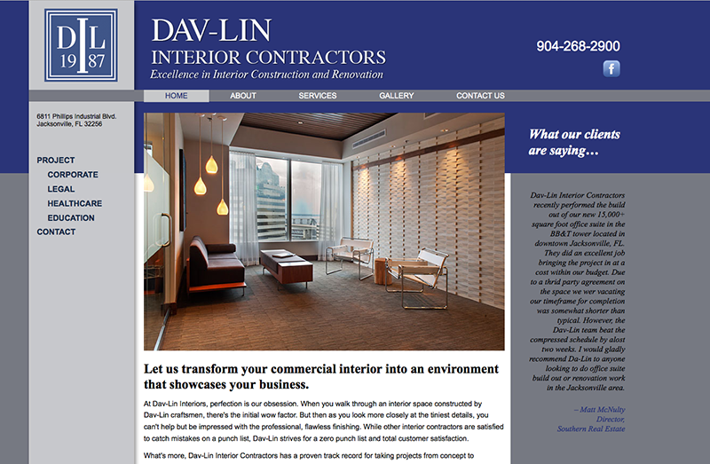 dav lin interior contractors  large4x3
