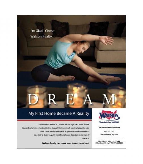 dream ad design watson