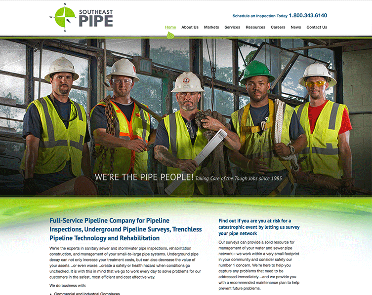 sepipe homepage large4x3 1