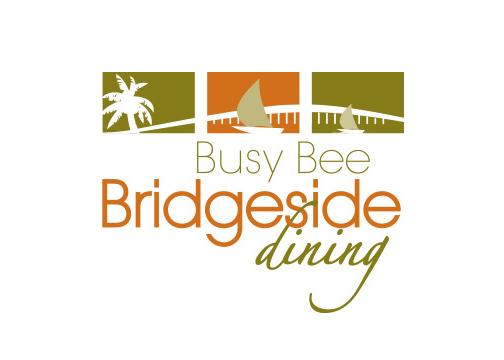 bbb Busy Bee Restaurant logo Design