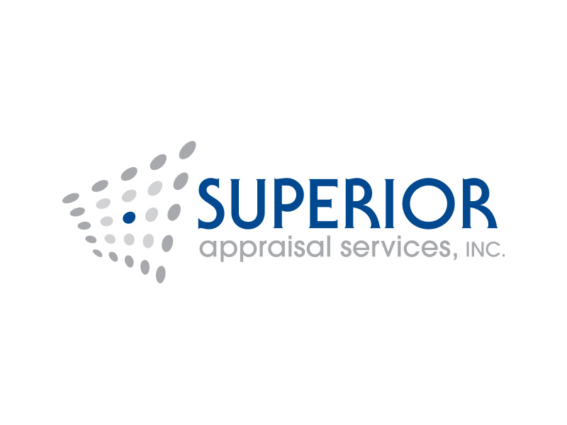 superior appraisal logo design