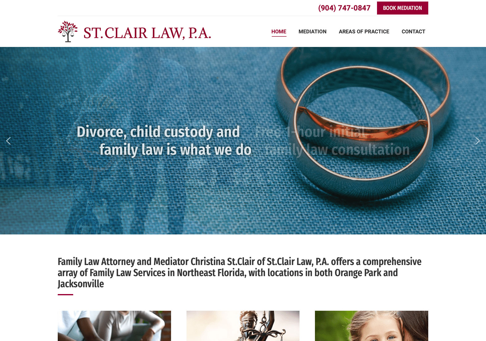 St.Clair Law P.A.