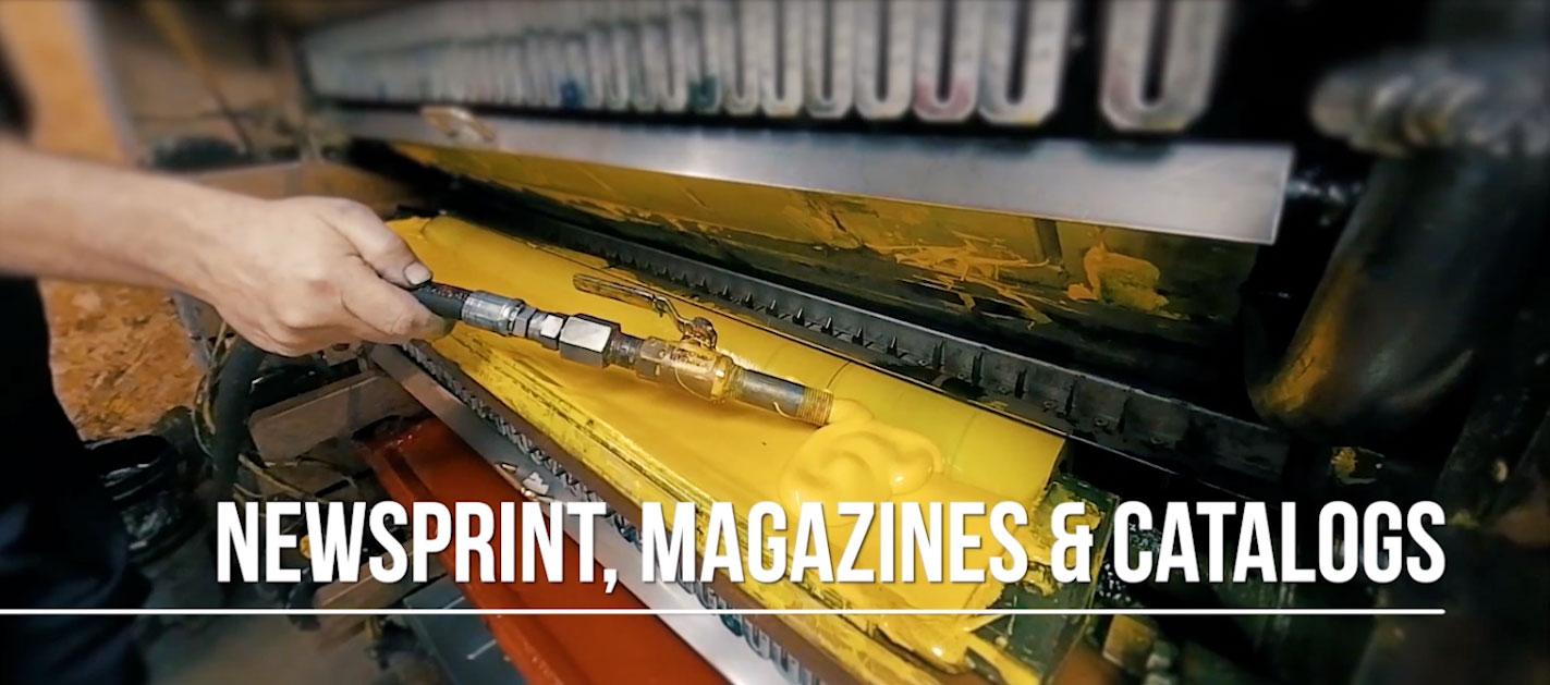 Florida Sun Printing Video