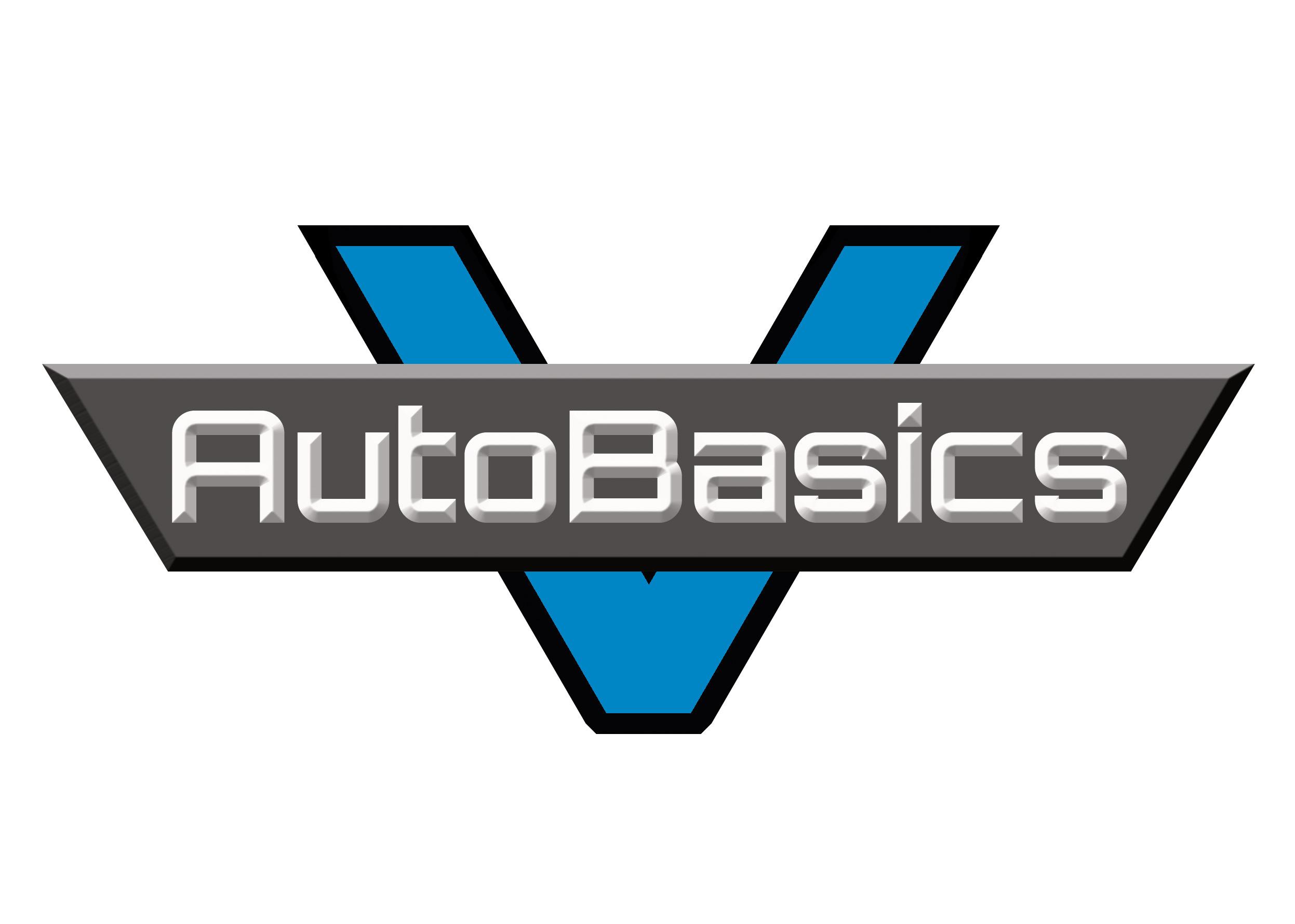 AutoBasics Jacksonville Logo Design
