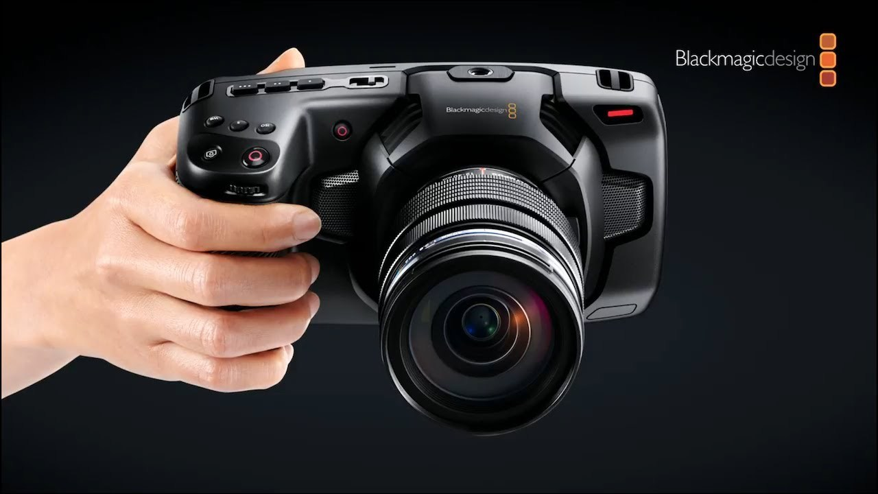 Black Magic Camera
