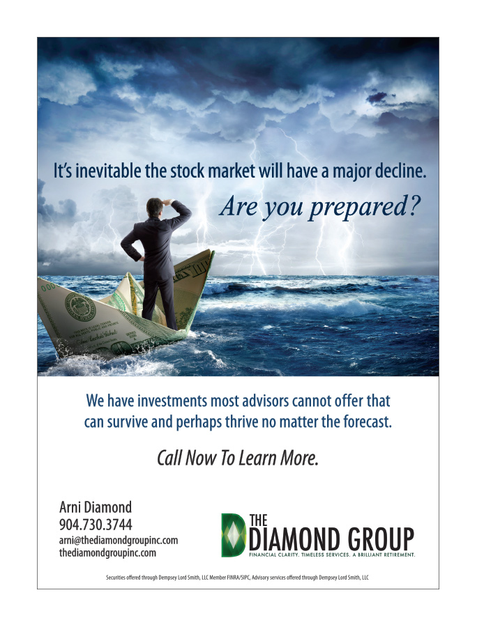 diamond ad design for Living