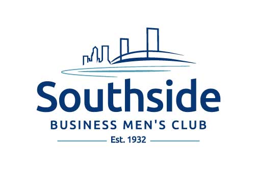 southside business mens club logo design