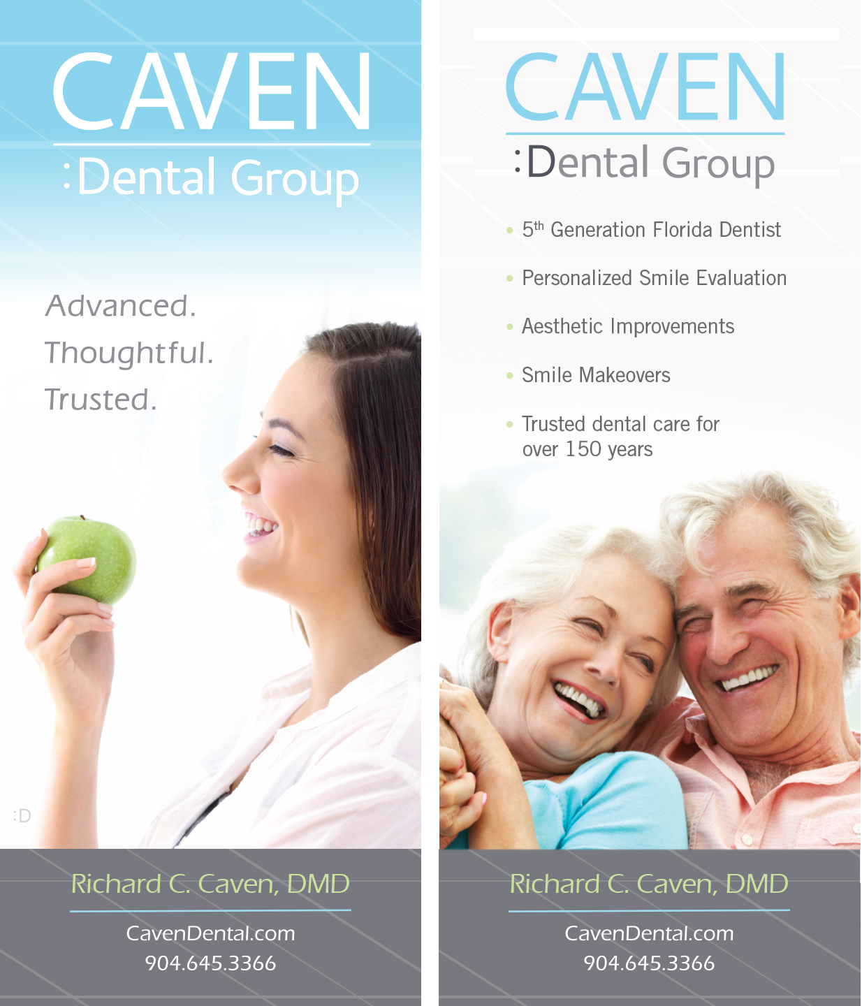 CAVEN tradeshow booths