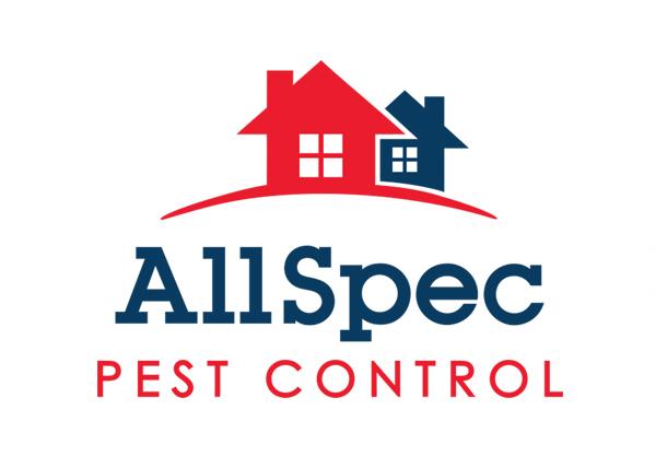 AllSpec Pest Control Logo Design