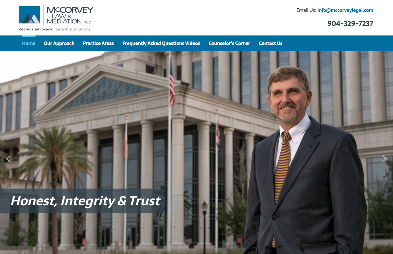 McCorvey Law & Mediation