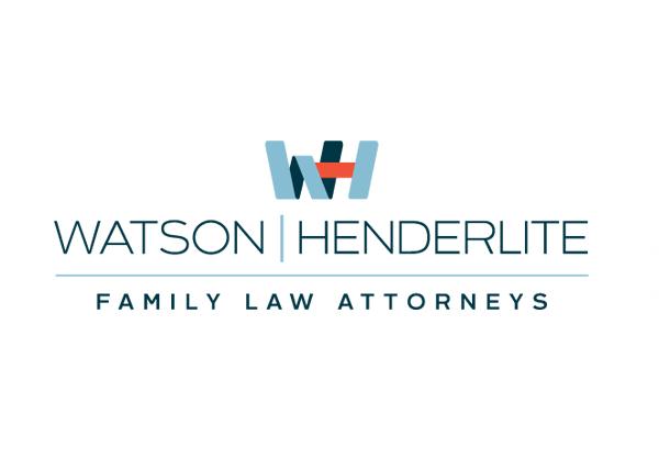Watson and Henderlite Attorneys Logo Design
