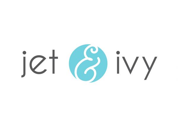 jet ivy logo design