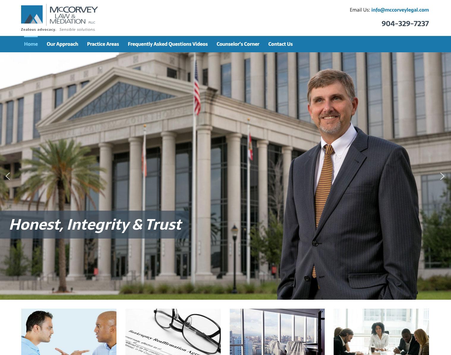 McCorvey Law & Mediation