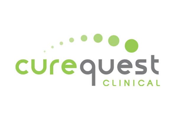 curequest logo design 3