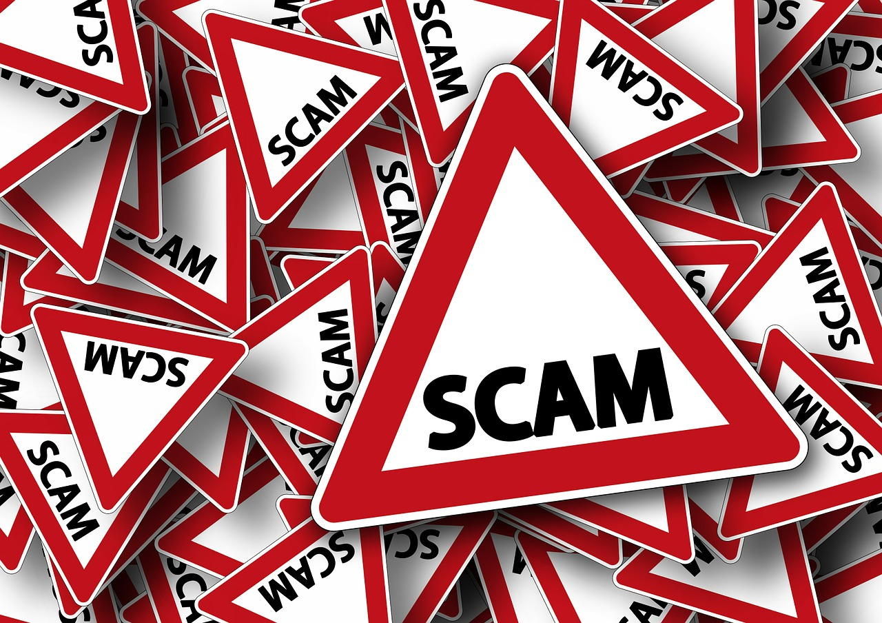 Email scam checklist