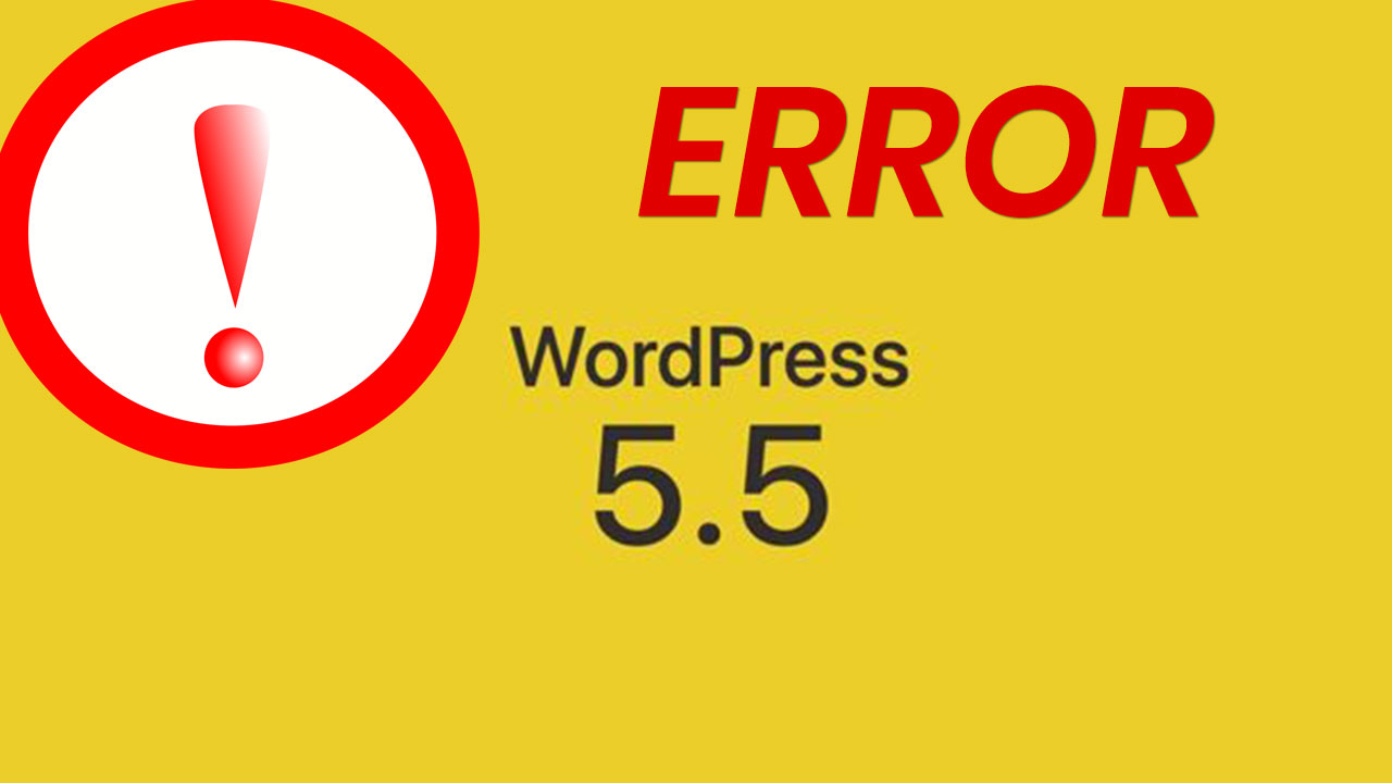 How Fix Site after Wordpress 5.5 – WPBakery, Javascript Errors
