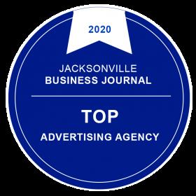 jbj winner top advertising agency jacksonville