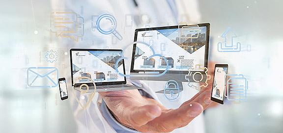 healthcare website image sm