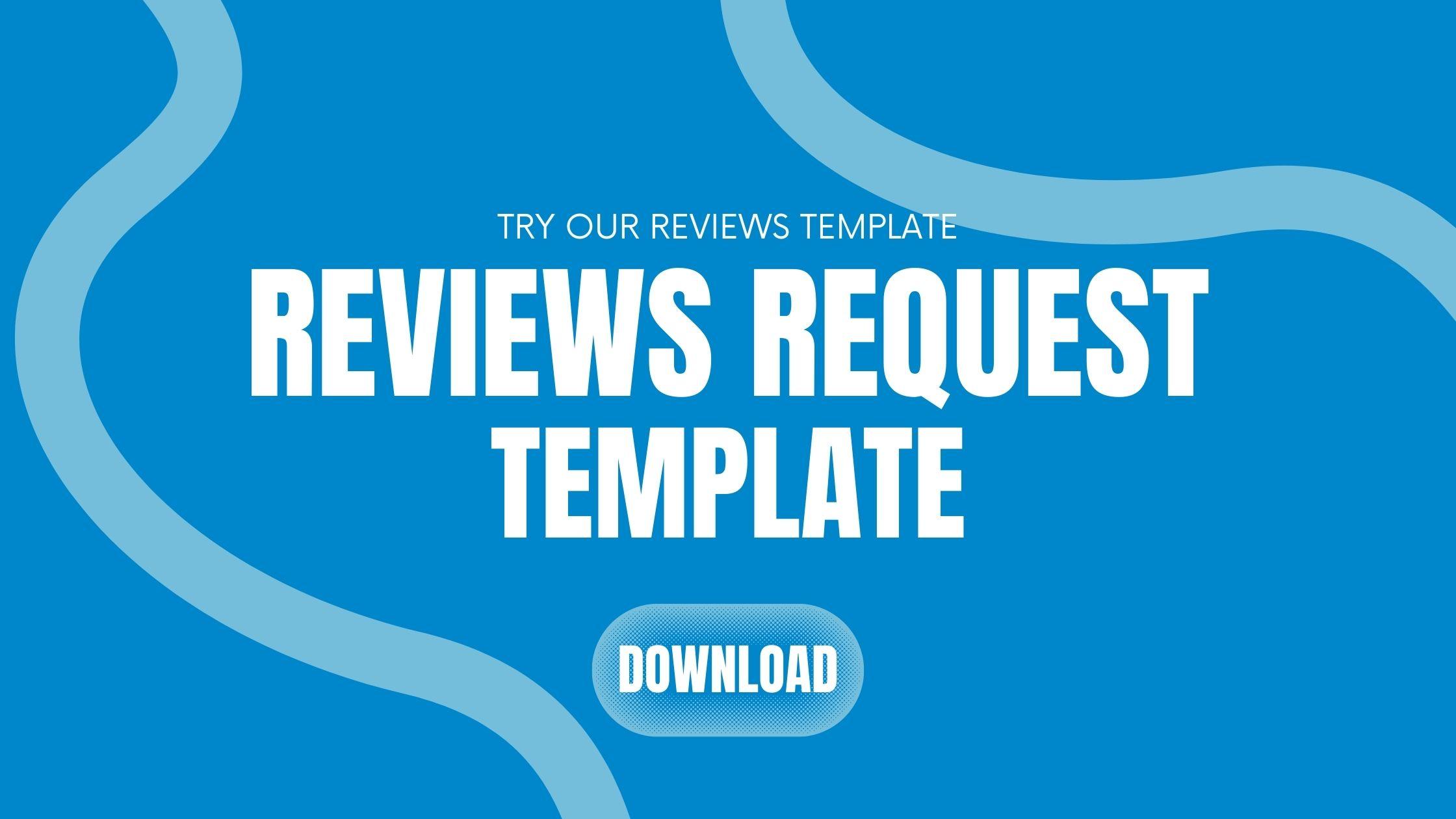 reviews generation template jacksonville
