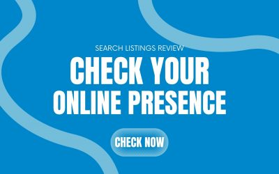 Check Your Online Presence