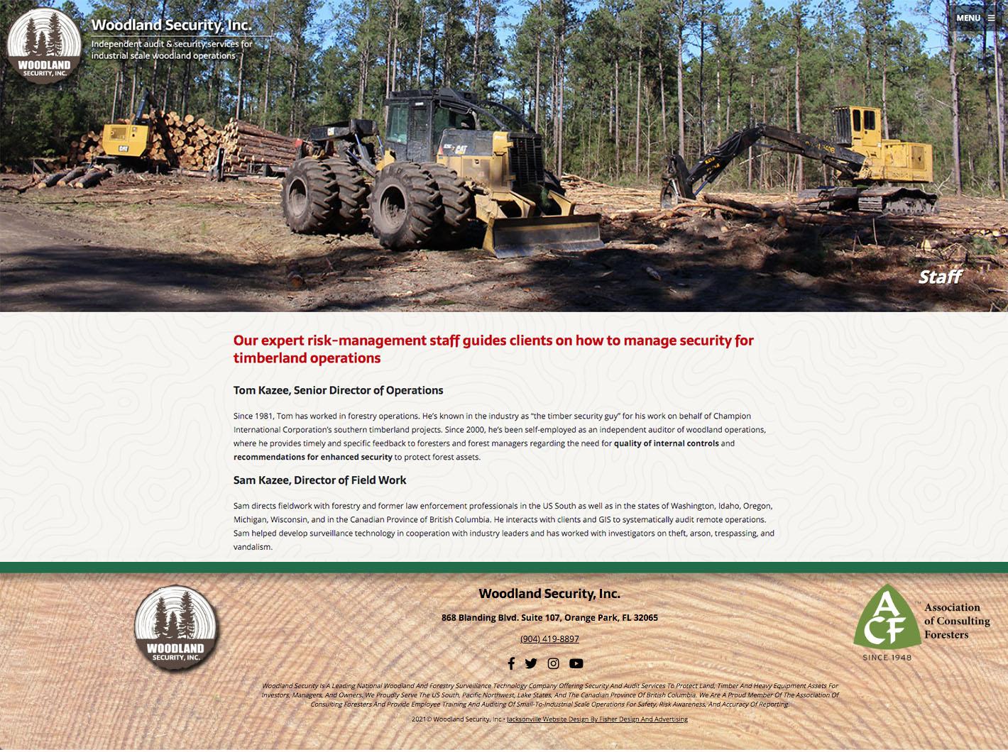 Woodland Security FDA Portfolio SS
